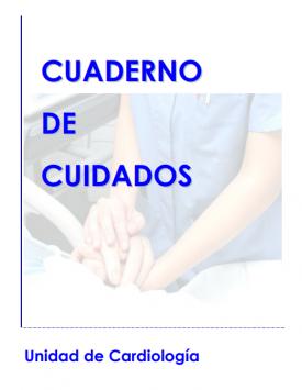 cuaderno unidad cardiologia