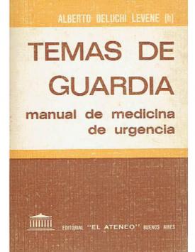 manual de medicina urgencia